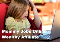 Searching for Mommy Jobs Online