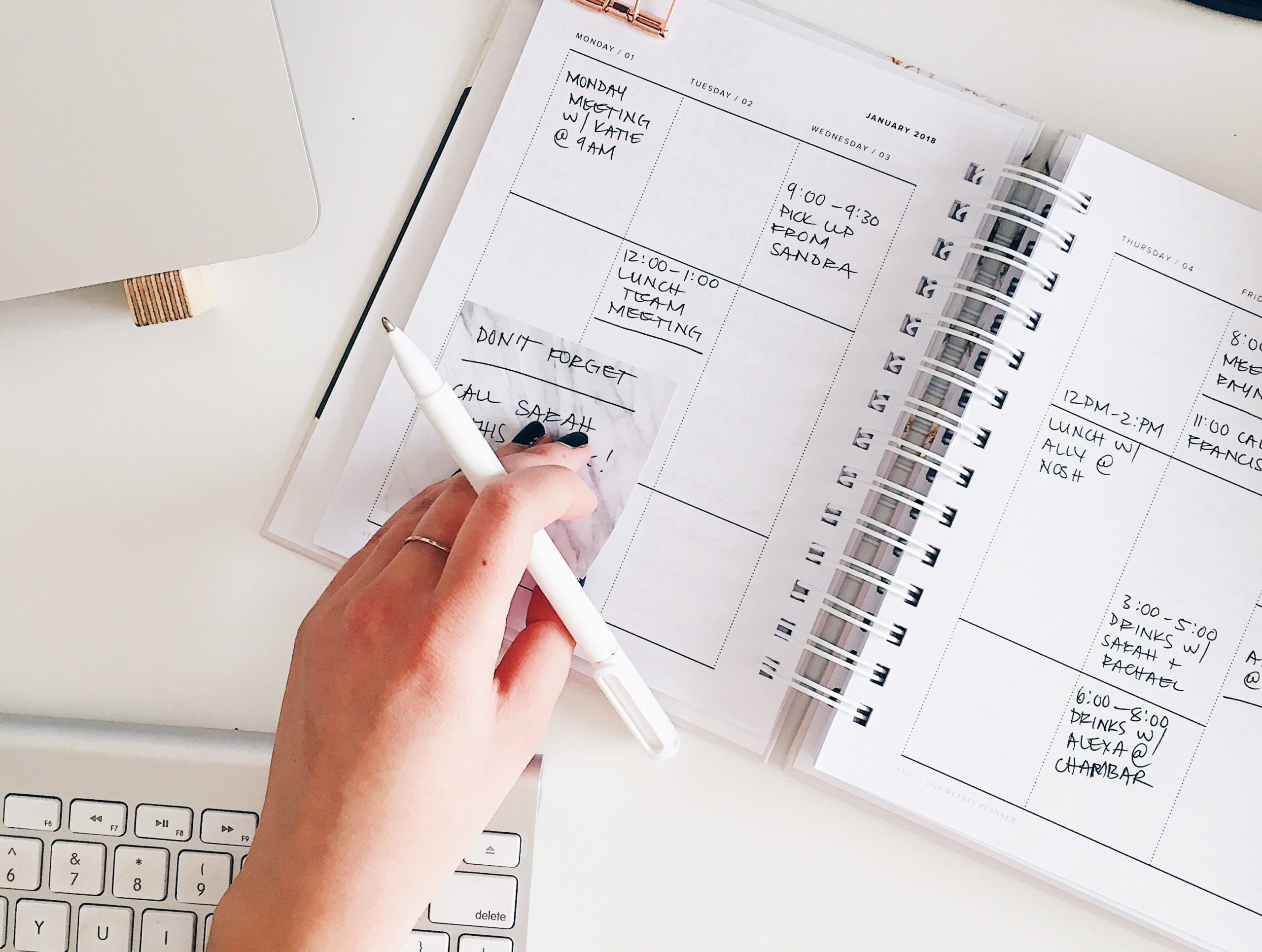 How To Get Organized And Get Things Done