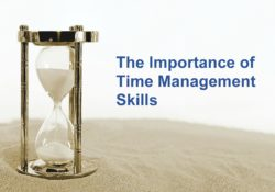The importance of time management skills