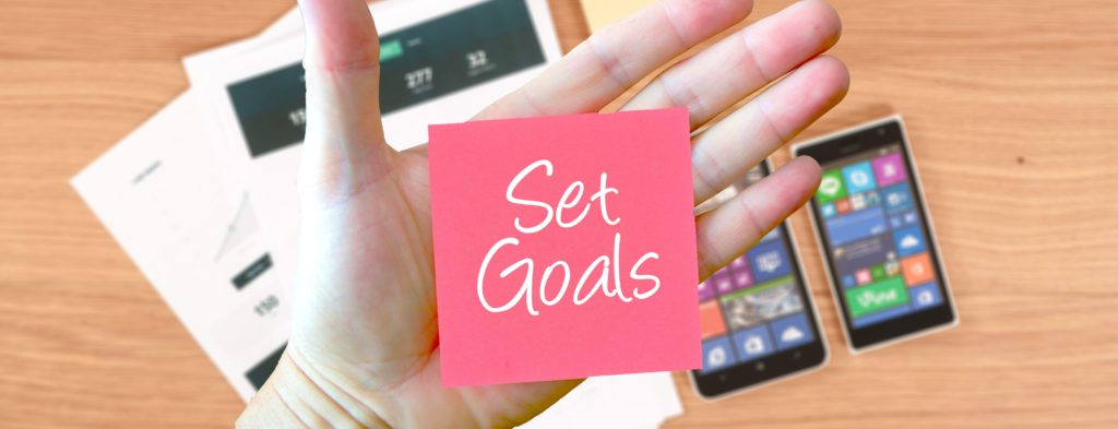 Set goals based on your personality strengths and weaknesses