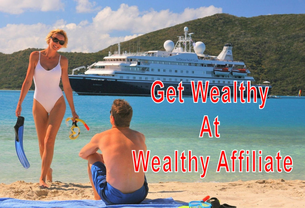 Get Wealthy At Wealthy Affiliate