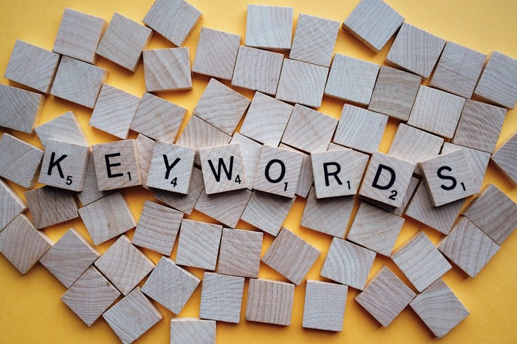 how to write awesome content for your website use keywords