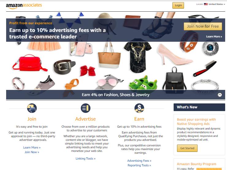 Affiliate Marketing In Amazon