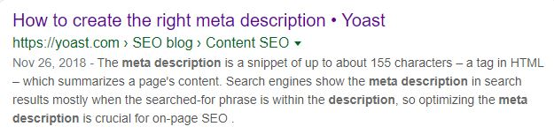 Keywords in meta tag increase your search engine optimization.